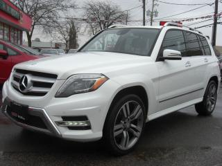 Used 2014 Mercedes-Benz GLK-Class GLK 250 BlueTec AWD for sale in London, ON