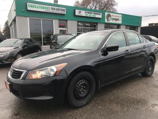 Used 2008 Honda Accord EX-L l Two Sets Tires l Leather for sale in Waterloo, ON