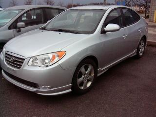 Used 2009 Hyundai Elantra GLS for sale in Georgetown, ON