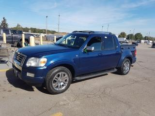 Used 2008 Ford Explorer Sport Trac LIMITED for sale in North York, ON