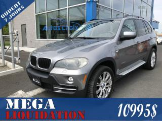 Used 2009 BMW X5 30i 4 portes à traction intégrale for sale in Longueuil, QC
