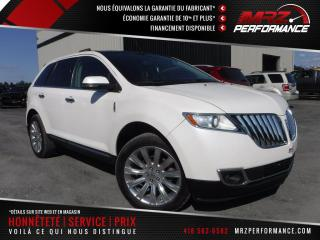 Used 2014 Lincoln MKX Ltd - Awd - Cuir for sale in St-Gédéon-De-Beauce, QC