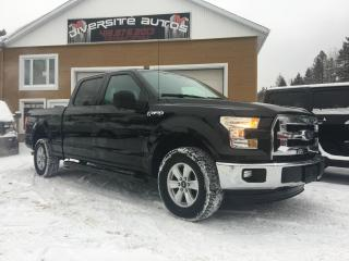 Used 2016 Ford F-150 f150 2016 crewcab xlt for sale in Neuville, QC