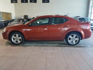 Used 2008 Dodge Avenger SXT - Heated Seats, CD Player + PWR Acc's! for sale in Red Deer, AB