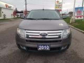 Used 2010 Ford Edge SEL for sale in Scarborough, ON