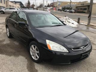 Used 2003 Honda Accord EX for sale in North York, ON