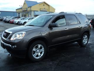 Used 2012 GMC Acadia SLE1   3.6L 8Pass for sale in Brantford, ON