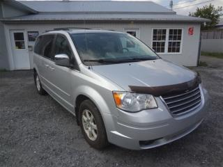 Used 2008 Chrysler Town & Country TOURING for sale in St-Lambert-de-Lauzon, QC
