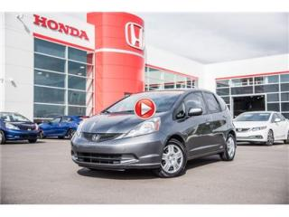 Used 2013 Honda Fit LX for sale in Terrebonne, QC