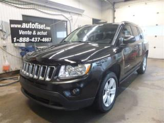 Used 2011 Jeep Compass Sport for sale in Saint-raymond, QC