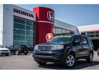 Used 2014 Honda Pilot LX for sale in Terrebonne, QC