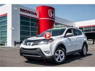 Used 2014 Toyota RAV4 XLE for sale in Terrebonne, QC