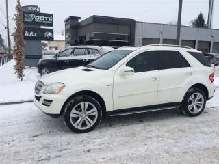 Used 2011 Mercedes-Benz ML 350 Ml Bluetec for sale in Mascouche, QC