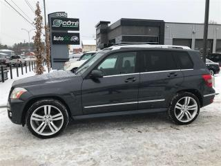 Used 2010 Mercedes-Benz GLK350 AWD for sale in Mascouche, QC
