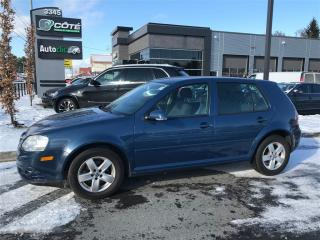Used 2008 Volkswagen City Golf 2.0L for sale in Mascouche, QC