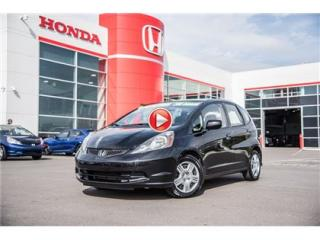 Used 2014 Honda Fit LX for sale in Terrebonne, QC