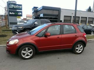 Used 2009 Suzuki SX4 JX 4x4 for sale in Mascouche, QC