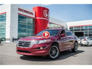 Used 2010 Honda Accord Crosstour EX-L AWD for sale in Terrebonne, QC