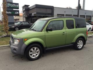 Used 2006 Honda Element 4X4 for sale in Mascouche, QC