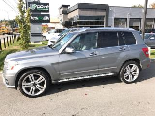 Used 2012 Mercedes-Benz GLK350 for sale in Mascouche, QC