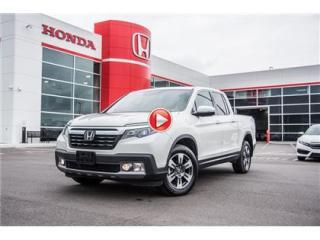 Used 2017 Honda Ridgeline TOURING for sale in Terrebonne, QC