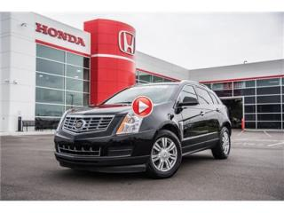 Used 2013 Cadillac SRX Luxury for sale in Terrebonne, QC