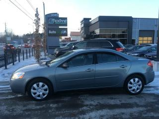 Used 2007 Pontiac G6 SE for sale in Mascouche, QC