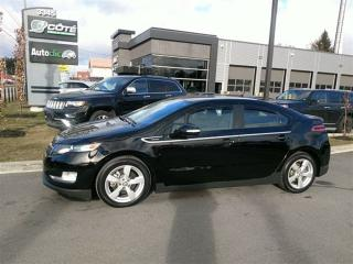 Used 2014 Chevrolet Volt Base for sale in Mascouche, QC