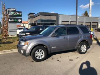 Used 2008 Mazda Tribute GX for sale in Mascouche, QC
