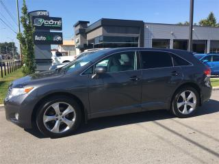 Used 2011 Toyota Venza AWD for sale in Mascouche, QC