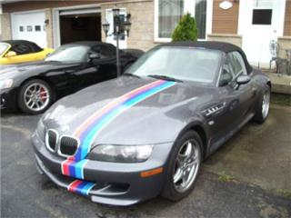 Used 2001 BMW M Z3 for sale in Sainte-marie, QC