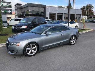Used 2010 Audi A5 3.2L for sale in Mascouche, QC