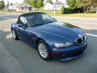 Used 2002 BMW Z3 2.5i for sale in Sainte-marie, QC