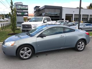 Used 2008 Pontiac G6 GT for sale in Mascouche, QC