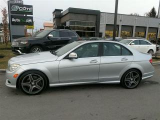 Used 2009 Mercedes-Benz C350 for sale in Mascouche, QC