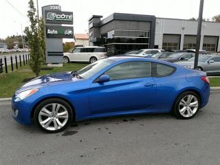 Used 2010 Hyundai Genesis 2.0T for sale in Mascouche, QC