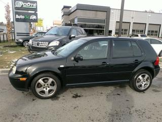 Used 2007 Volkswagen City Golf 2.0 for sale in Mascouche, QC