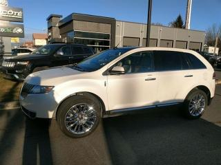 Used 2013 Lincoln MKX Base for sale in Mascouche, QC