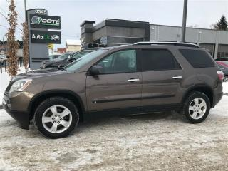 Used 2009 GMC Acadia SLE for sale in Mascouche, QC