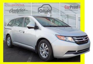 Used 2015 Honda Odyssey for sale in Quebec, QC