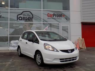 Used 2014 Honda Fit DX-A for sale in Quebec, QC