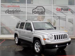 Used 2011 Jeep Patriot for sale in Quebec, QC