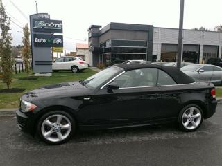 Used 2009 BMW 1 Series 128i for sale in Mascouche, QC