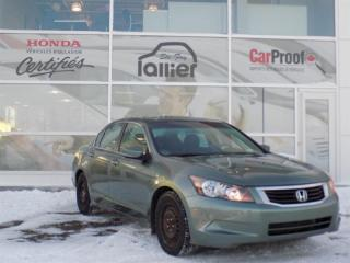Used 2008 Honda Accord EX for sale in Quebec, QC