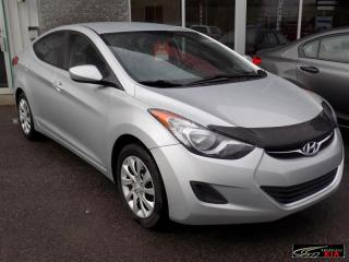 Used 2013 Hyundai Elantra Gar. 1 Ans for sale in Grenville, QC
