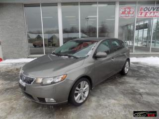 Used 2013 Kia Forte5 SX for sale in Grenville, QC