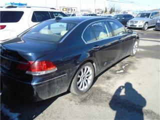 Used 2006 BMW 7 Series Li Gar. 2ans for sale in Mirabel, QC
