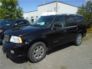 Used 2006 Lincoln Navigator ULTIMATE for sale in Mirabel, QC