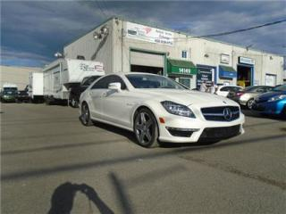 Used 2013 Mercedes-Benz CLS-Class Cls63 Amg Bi Turbo for sale in Mirabel, QC