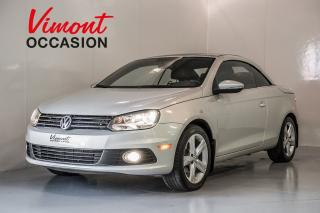 Used 2012 Volkswagen Eos for sale in Laval, QC